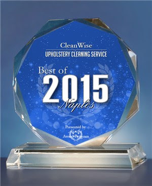 CleanWise Upholstery Cleaning Service - Best of 2015 Naples